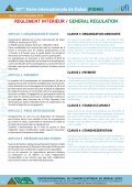 reglement interieur / general regulation - Fabrica de bani - Page 4