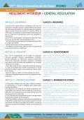 reglement interieur / general regulation - Fabrica de bani - Page 6
