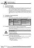 MOVIMOT® MM..D med vekselstrømsmotor DRS/DRE/DRP - Page 6