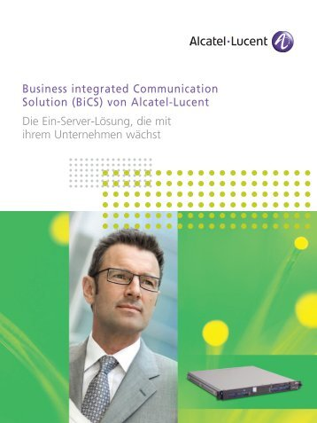 Business integrated Communication Solution (BiCS ... - LTC Swiss AG