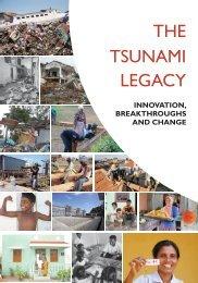 The Tsunami Legacy - International Recovery Platform