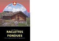 notre raclette suisse originale! - Strähl Käse AG