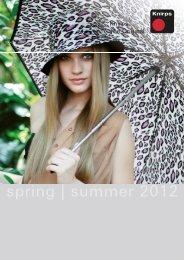 PDF Katalog Knirps Fashion Frühling/Sommer 2012 - Strotz AG
