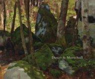 Catalogue 2010 - daxer & marschall