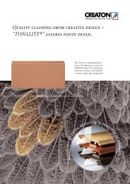 "Quality cladding from creative design – ""TONALITY®"" assures finite ..."