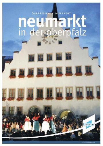 Stadt Neumarkt in der Oberpfalz