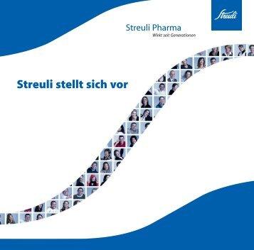 Streuli s - Streuli Pharma