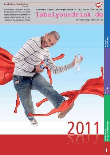 im aktuellen Katalog 2011 online blättern.