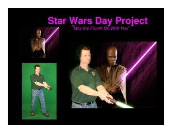 Star Wars Day Project - HRSBSTAFF Home Page