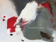 'Wonderland' exhibition - pdf catalogue - Adam Gallery