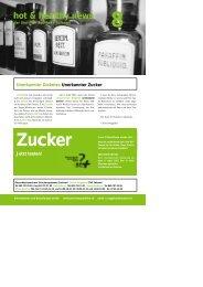 hot & healthy news - Storchen Apotheke AG, Safenwil