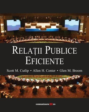 Rolul lui Scott M. Cutlip (1915-2000), in