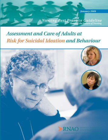 Assessment and Care of Adults at Risk for - Registered Nurses ...