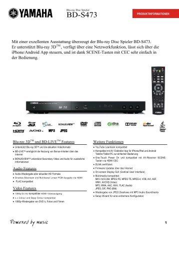 Datenblatt (DE) (171 KB) - TSN Versand
