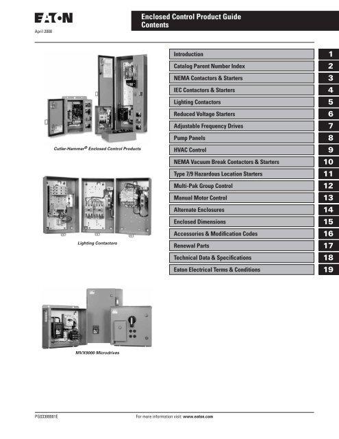 EATON CUTLER HAMMER Freedom Series Size 1 Starter 27 Amp 208V AN16DN0EB