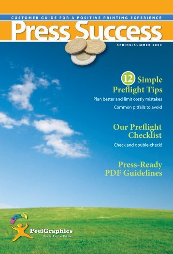 to download our handy prepress guide - Peel Graphics Inc.