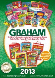 Children's Colouring, Activity & Promotional Books, Activity Play ...