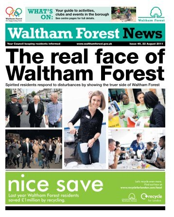Issue 49 - Waltham Forest Council