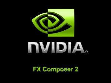 FX Composer 2 - Nvidia