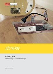 strom - StWZ Energie AG
