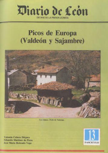 13. Picos de Europa (Valdeón y Sajambre)
