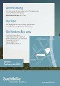 Therapie in Gastfamilien: Neu orientieren ... - Suchthilfe Region Basel - Seite 4