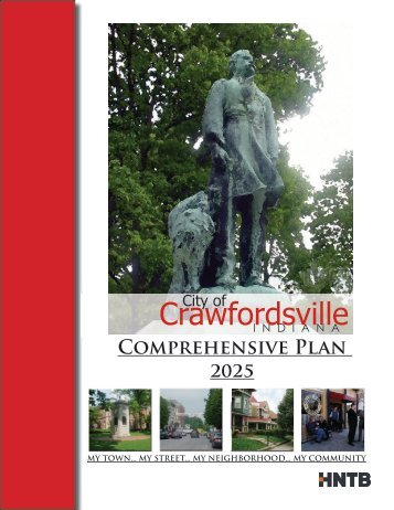 Comprehensive Plan - City of Crawfordsville