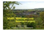 NSAR - Spital Thurgau AG