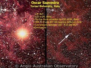 Oscar Saavedra