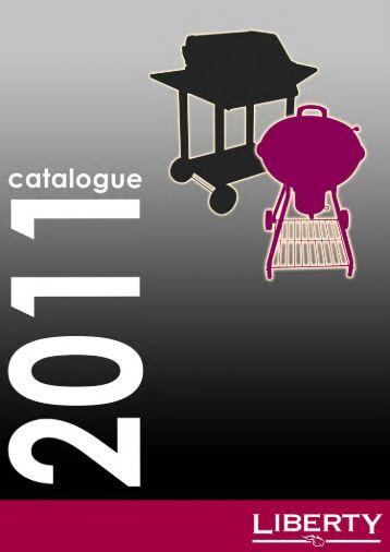 Liberty 2011 Catalogue - Proline