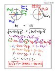 5.3 Sum and Difference Formulas sin(u+v)= sinu cosv + cosu sinv ... - Page 2