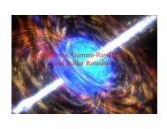 Supernovae, Gammer-Ray Bursts, and Stellar Rotation