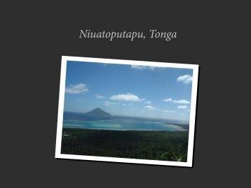 Niuatoputapu, Tonga - Sail Billabong