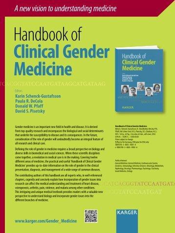 Download PDF leaflet - Karger