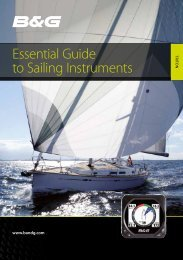 Essential Guide to Sailing Instruments - Busse-Yachtshop