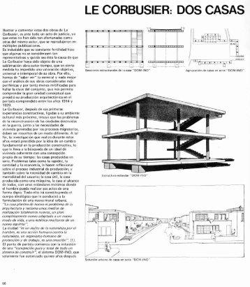 Le corbusier y de stijl el caso de casa la roche - Casas de le corbusier ...