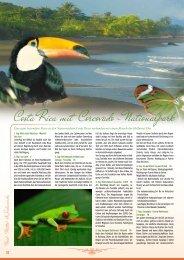 Costa Rica mit Corcovado - Nationalpark