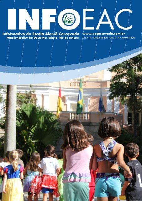 InfoEAC Nr. 01/2012 (.pdf) - Escola Alemã Corcovado