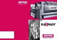 SUTTER SUTTER - Sutter AG