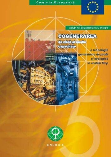 Ghidul ENERO Cogenerarea de mica si medie capacitate.pdf - Free