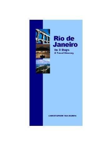 Rio de Janeiro - The Brazil Travel Site