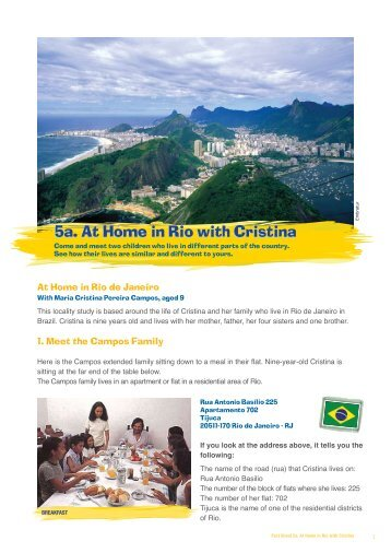At Home in Rio with