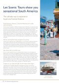 SOUTH AMERICA - Scenic Tours - Page 4