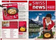 einfach die perfekte Schweizer Pause Kulinarische ... - Swiss Break