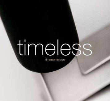 timeless design - Formani UK