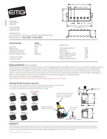 How To Install Emg Pickups In An Explorer - vegalopremier Jackson Rr Wiring Diagram on