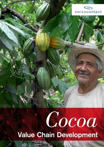 Cacao Value Chain Development - Swisscontact