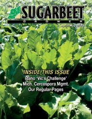 Download File - The Sugarbeet Grower
