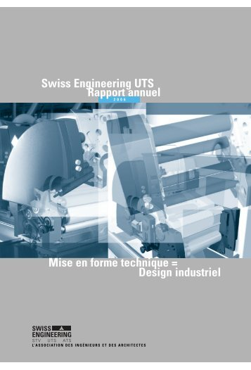 Swiss Engineering UTS Rapport annuel - bei Swiss Engineering STV