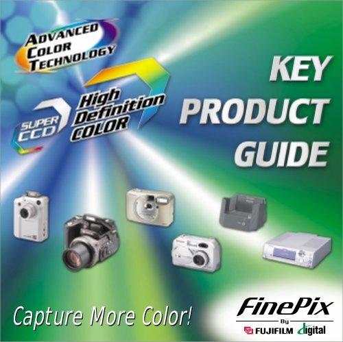 Capture More Color! - Fujifilm USA